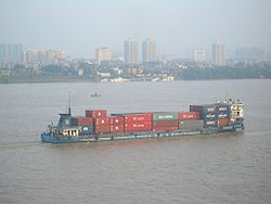 CLIMATE-GATE DIRTY SECRET - ONE CONTAINER SHIP EQUALS 50 MILLION CARS POLLUTION