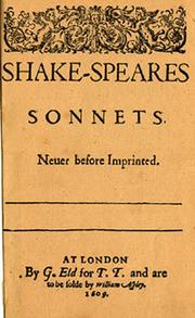 180px-Sonnets-Titelblatt_1609