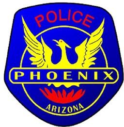 phoenix police logo