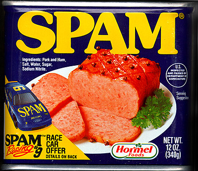 Spam In A Can Godfather Of Spam Sent To Jail For 51