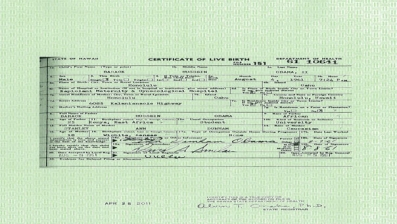 White House Obama Birth Certificate – images free download