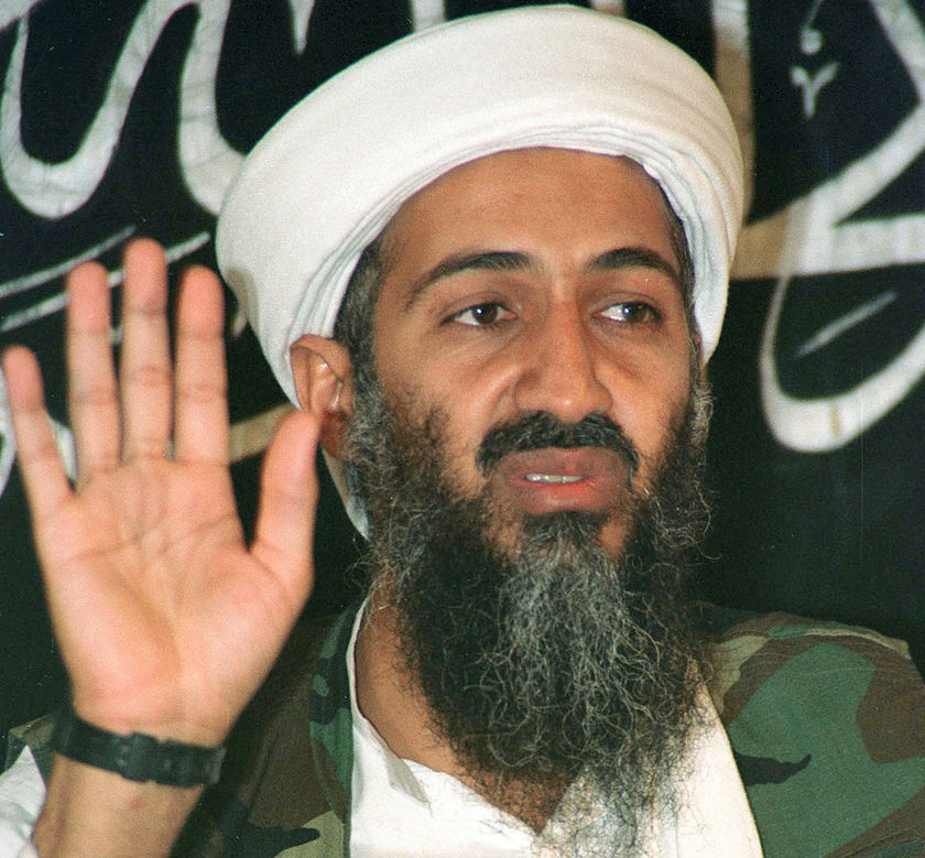 Bin Laden: A Time To Reflect « JONATHAN TURLEY