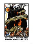 """Russian (Period Undetermined) - """"Kill the Imperialist Monster"""""""
