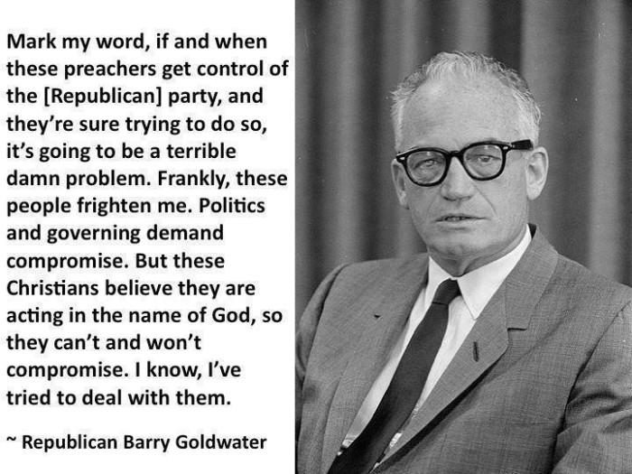 goldwater saying