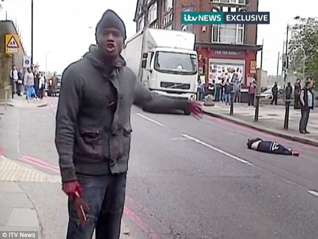 London Rocked By Butchering Of English Soldier By Muslim