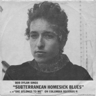 Subterranean_Homesick_Blues_cover