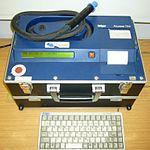 Breath Test Device
