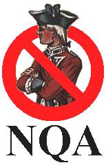 No Quartering Association Logo