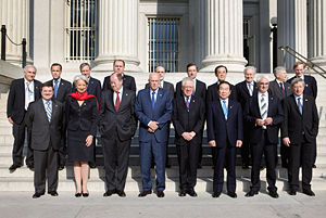 G7 Finance Ministers