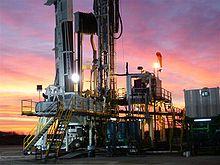 Oil Drilling Facility