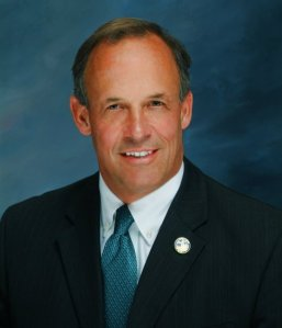 Peoria Mayor Jim Ardis (Official Photo)