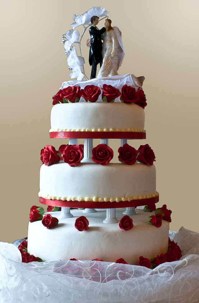 Tonic chabalala wedding cakes