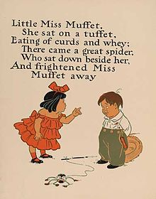 220px-Little_Miss_Muffet_1_-_WW_Denslow_-_Project_Gutenberg_etext_18546