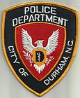 USA_-_NORTH_CAROLINA_-_City_of_Durham_police_department