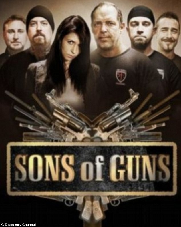 Sons of Guns Will Hayden Wife