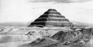 Djoser_Pyramid_-_1900-1