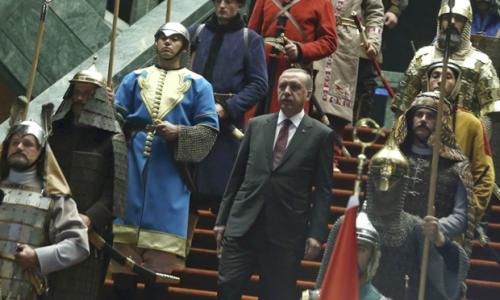 erdogan-with-warriors