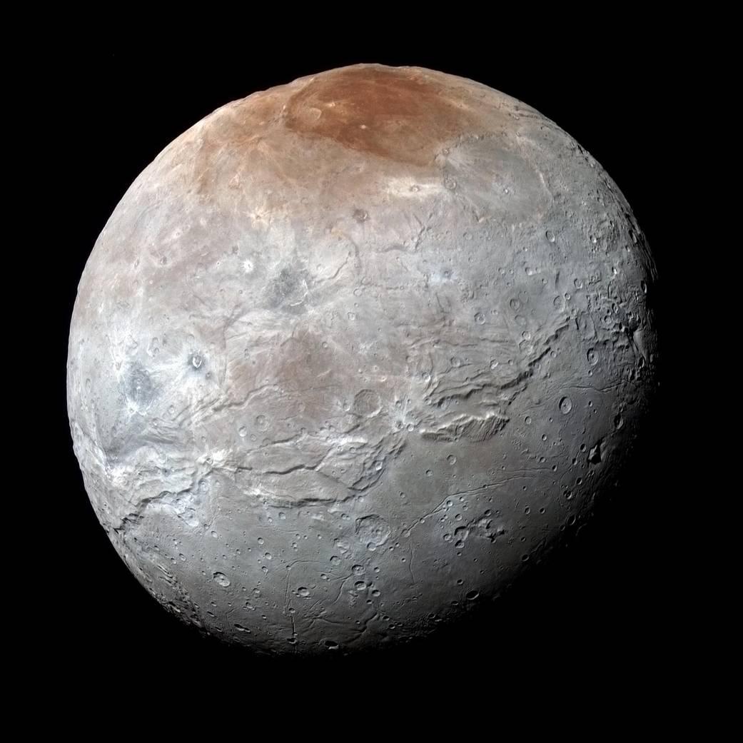 Kerberos Moon Of Plluto: NASA Releases Charon's Close Up