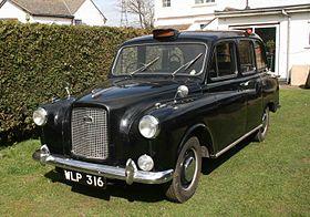 1962_Austin_FX4_London_taxi