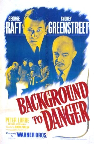 Background_to_Danger_film_poster